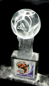 ice sculpture 2010 FIFA