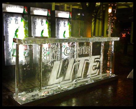 Castle light 3m ice bars