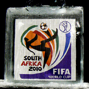 ice sculpture 2010 logo
