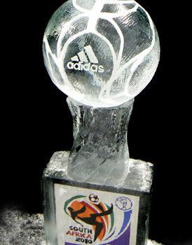 ice sculpture 2010 FIFA